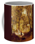 Picnic Coffee Mug by Charles James Lewis