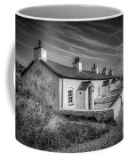 Pilot Cottages Coffee Mug by Adrian Evans