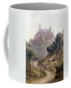 Pina Cintra Summer Home Of The King Of Portugal Coffee Mug by George Leonard Lewis