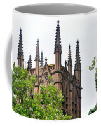 Pinnacles Of St. Mary's Cathedral - Sydney Coffee Mug by Kaye Menner