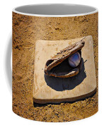 Play Ball Coffee Mug by Bill Cannon