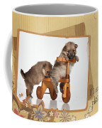 Pomeranian 1 Coffee Mug by Everet Regal