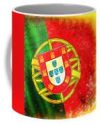 Portugal Flag  Coffee Mug by Setsiri Silapasuwanchai