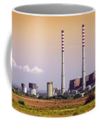 Power Plant Coffee Mug by Carlos Caetano