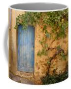 Provence Door 5 Coffee Mug by Lainie Wrightson