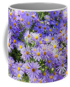 Purple Reigns Coffee Mug by Joan Carroll
