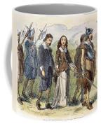 Quakers: Mary Dyer, 1659 Coffee Mug by Granger