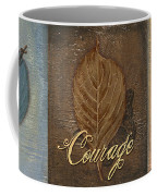 Rainbow Leaves 2 Coffee Mug by Debbie DeWitt