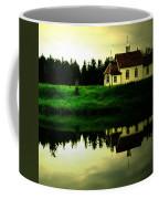 Reflection Of Faith  Coffee Mug by Jerry Cordeiro