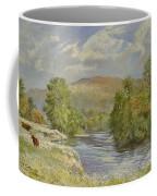 River Spey - Kinrara Coffee Mug by Tim Scott Bolton