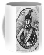 Robert Rogers, Colonial American Coffee Mug by Photo Researchers