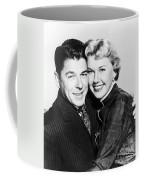Ronald Reagan (1911-2004) Coffee Mug by Granger