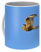 Rough-legged Hawk Coffee Mug by Tony Beck