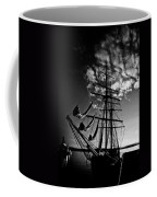 Sails In The Sunset Coffee Mug by Hakon Soreide