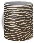 Sand Ripples Coffee Mug by Photo Researchers, Inc.