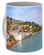Sausalito California Coffee Mug by Jack Schultz