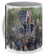 Sc: Emancipation, 1863 Coffee Mug by Granger