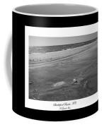 Shackleford Banks A Grand Idea Coffee Mug by Betsy Knapp