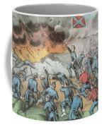Siege And Capture Of Vicksburg, 1863 Coffee Mug by Photo Researchers