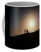 Silhouettes Coffee Mug by Joana Kruse