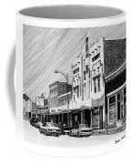 Silver City New Mexico Coffee Mug by Jack Pumphrey