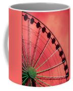 Spinning Wheel  Coffee Mug by Karen Wiles
