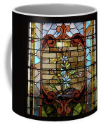 Stained Glass Lc 18 Coffee Mug by Thomas Woolworth