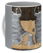 Stone Men 27 - Mama Fiesta Coffee Mug by Variance Collections