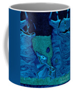 Stone Men 28c2b - Celebration Coffee Mug by Variance Collections