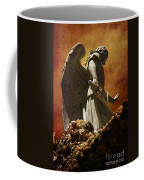 Stop In The Name Of God Coffee Mug by Susanne Van Hulst