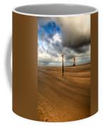Storm Brewing Coffee Mug by Adrian Evans