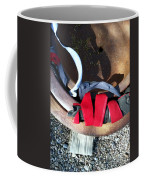 Streets Of Tucson 90 Coffee Mug by Marlene Burns