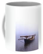 Stuck In Port Coffee Mug by Skip Willits
