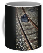 Suitcase And Hats Coffee Mug by Joana Kruse