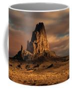 Sunrise On El Capitan Coffee Mug by Sandra Bronstein