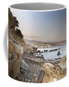 Sunset On The Mediterranean Coffee Mug by Joana Kruse