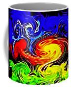 Sunset Swirl Coffee Mug by Stephen Younts