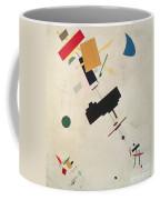 Suprematist Composition No 56 Coffee Mug by Kazimir Severinovich Malevich
