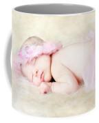 Sweet Baby Girl Coffee Mug by Darren Fisher