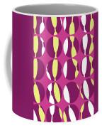 Swirly Stripe Coffee Mug by Louisa Knight