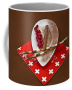 Swiss Chocolate Praline Coffee Mug by Joana Kruse
