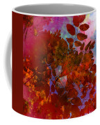Tears Of Leaf  Coffee Mug by Jerry Cordeiro