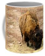 The American Buffalo Coffee Mug by Bill Cannon