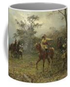 The Boscobel Oak Coffee Mug by Earnest Crofts