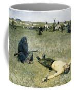 The Captive Coffee Mug by Henry Francois Farny