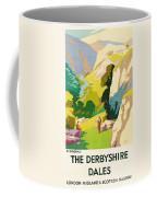 The Derbyshire Dales Coffee Mug by Frank Sherwin