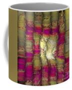 The Face Within Coffee Mug by Deborah Benoit