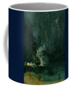 The Falling Rocket Coffee Mug by James Abbott Whistler