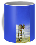 The Journey Of A Performer Coffee Mug by Cindy D Chinn