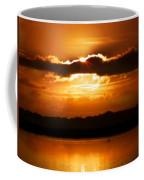 The Magic Of Morning Coffee Mug by Karen Wiles